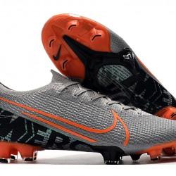 Nike Mercurial Vapor 13 Elite FG Grey Orange 39-45