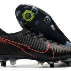 Nike Mercurial Vapor 13 Elite SG-PRO AC Black Red 39-45