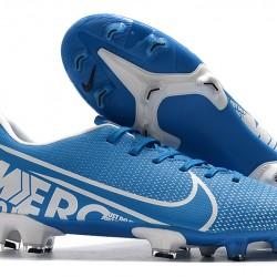 Nike Mercurial Vapor XIII FG Blue White 39-45