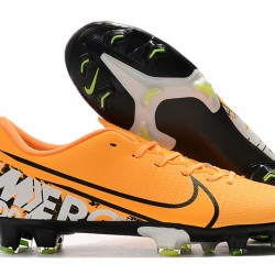 Nike Mercurial Vapor XIII FG Orange Black Grey 39-45
