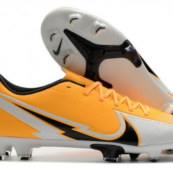 Nike Mercurial Vapor XIII FG Orange Grey Black 39-45