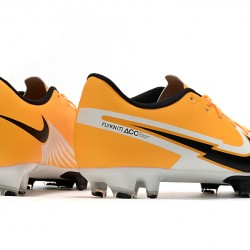 Nike Mercurial Vapor XIII FG Orange White Black 39-45