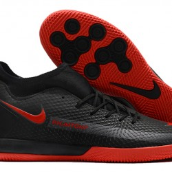 Nike Phantom GT Academy Dynamic Fit IC Black Red 39-45