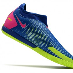 Nike Phantom GT Academy Dynamic Fit IC Blue Green Pink 39-45