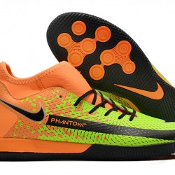 Nike Phantom GT Academy Dynamic Fit IC Orange Green Black 39-45