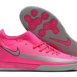Nike Phantom GT Academy Dynamic Fit IC Pink Grey 39-45