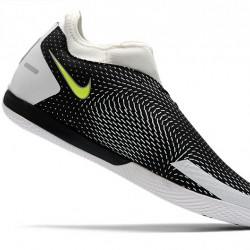 Nike Phantom GT Academy Dynamic Fit IC White Black Green 39-45