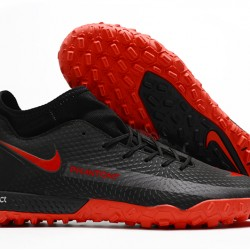 Nike Phantom GT Academy Dynamic Fit TF Black Red 39-45