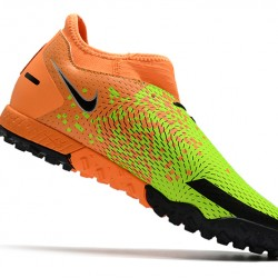 Nike Phantom GT Academy Dynamic Fit TF Green Orange Black 39-45