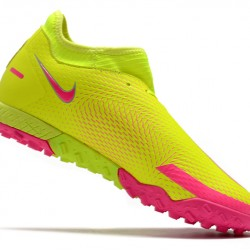 Nike Phantom GT Academy Dynamic Fit TF Green Pink 39-45