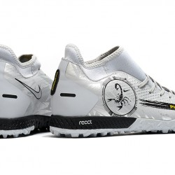 Nike Phantom GT Academy Dynamic Fit TF Grey Black 39-45