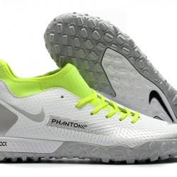 Nike Phantom GT Academy Dynamic Fit TF Grey White Green 39-45