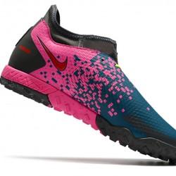Nike Phantom GT Academy Dynamic Fit TF Pink Black Green 39-45