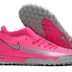 Nike Phantom GT Academy Dynamic Fit TF Pink Grey 39-45