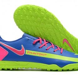 Nike Phantom GT Club TF Blue Green Pink 39-45