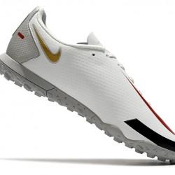 Nike Phantom GT Club TF White Black Gold 39-45