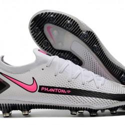 Nike Phantom GT Elite AG-Pro White Black Pink 39-45