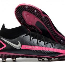Nike Phantom GT Elite Dynamic Fit AG-Pro Black Pink 39-45