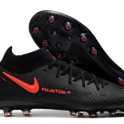 Nike Phantom GT Elite Dynamic Fit AG-Pro Black Red 39-45
