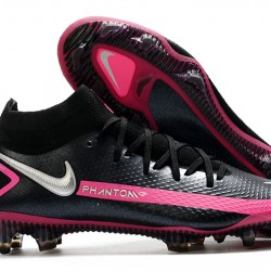 Nike Phantom GT Elite Dynamic Fit FG Black Pink White 39-45