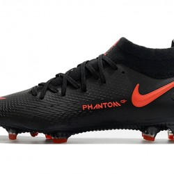 Nike Phantom GT Elite Dynamic Fit FG Black Red 39-45