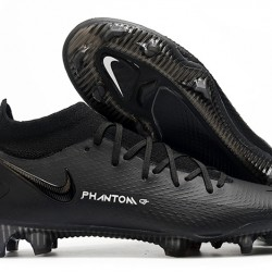 Nike Phantom GT Elite Dynamic Fit FG Black White 39-45