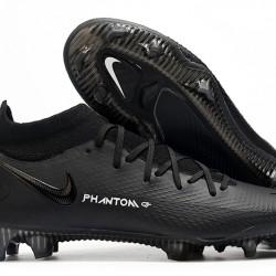 Nike Phantom GT Elite Dynamic Fit FG Black White 39-45
