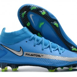 Nike Phantom GT Elite Dynamic Fit FG Blue Grey 39-45
