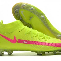 Nike Phantom GT Elite Dynamic Fit FG Green Pink 39-45