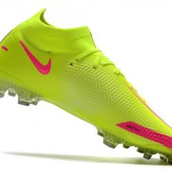 Nike Phantom GT Elite Dynamic Fit FG Green Pink 39-45