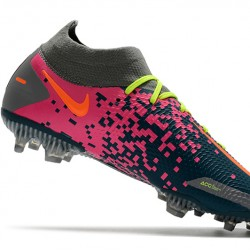 Nike Phantom GT Elite Dynamic Fit FG Pink Grey 39-45