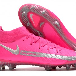 Nike Phantom GT Elite Dynamic Fit FG Pink Silver 39-45