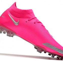 Nike Phantom GT Elite Dynamic Fit FG Pink Silver 39-45