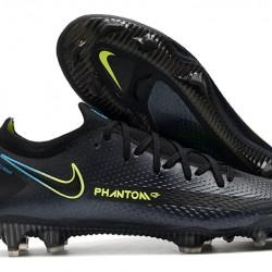 Nike Phantom GT Elite FG Black Green 39-45