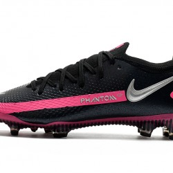 Nike Phantom GT Elite FG Black Pink Silver 39-45