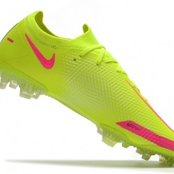 Nike Phantom GT Elite FG Green Pink 39-45