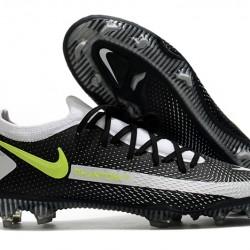 Nike Phantom GT Elite FG Grey Black Green 39-45