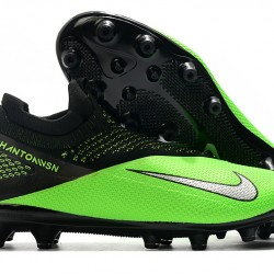 Nike Phantom VSN 2 Elite DF AG-PRO Green Black 39-45