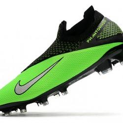 Nike Phantom VSN 2 Elite DF FG Green Black 39-45