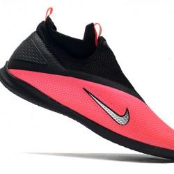 Nike Phantom Vison II Club DF IC Black Red 39-45