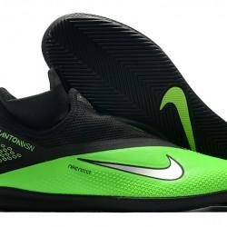 Nike Phantom Vison II Club DF IC Green Black 39-45