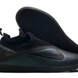 Nike Phantom Vison II Club DF IC Triple Black 39-45