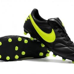 Nike Premier 2.0 FG Black Green 39-45