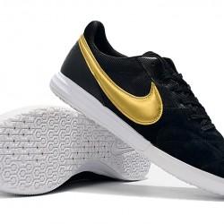 Nike Premier II Sala IC FG Black Gold 39-45