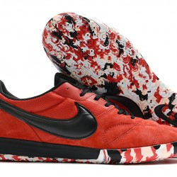 Nike Premier II Sala IC FG Red Black 39-45