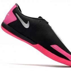 Nike React Phantom GT Pro IC Black Pink 39-45