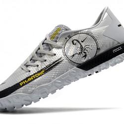 Nike React Phantom GT Pro TF Grey Black 39-45