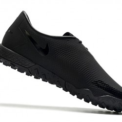 Nike React Phantom GT Pro TF Triple Black 39-45