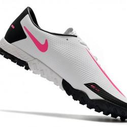 Nike React Phantom GT Pro TF White Black Pink 39-45