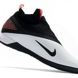 Nike React Phantom Vision 2 Pro Dynamic Fit IC Grey Black 39-45